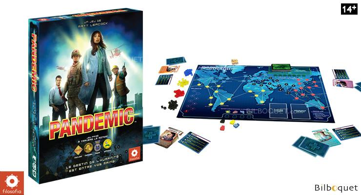 Juegos de mesa. - Página 2 Pandemic